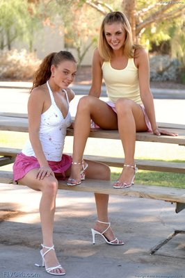 Ashley & Brianna FTV Girls