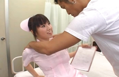 Azusa Nagasawa Big Tits Nurse