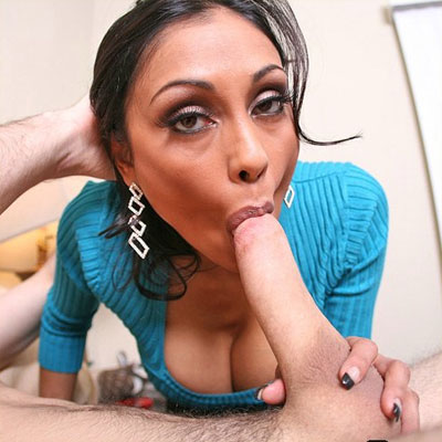 indian hotty Priya Rai sucks cock