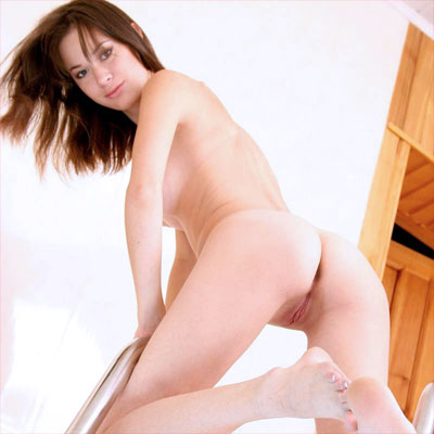 Nubile Nansy Shaved and Sexy