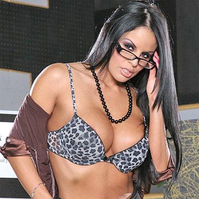 mikayla busty latina pornstar
