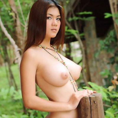 natt chanapa thai model with huge tits