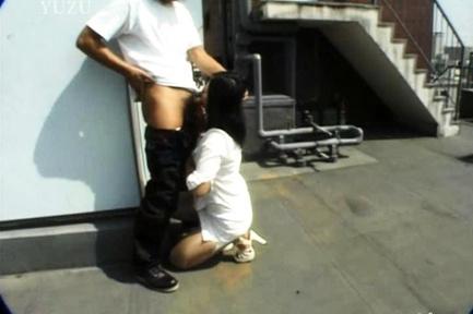 Rooftop Sex in Japan