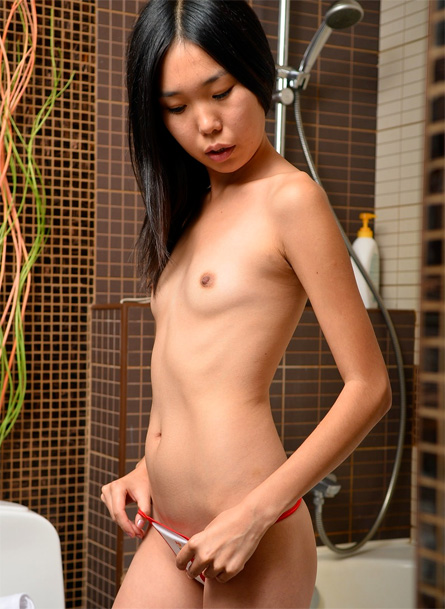 asian titties Tiny