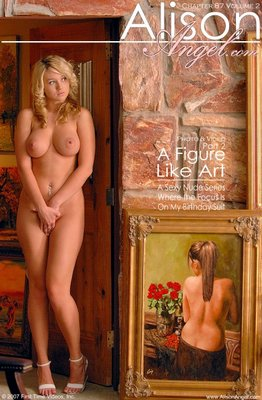 Alison Angel A Figure Like Art Part 2