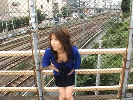 Public Sex Japan and a Bridge Flashing