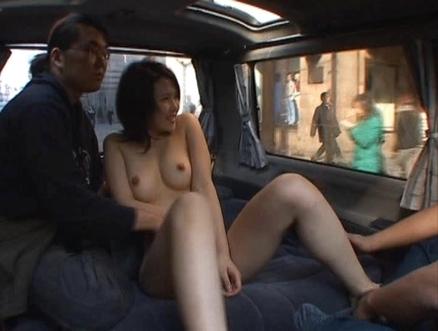 Akira Watase Car Sex