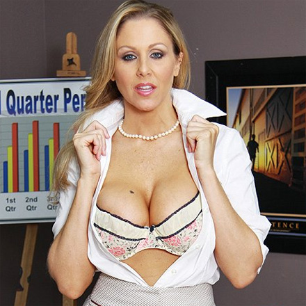 Julia ann big tits boss