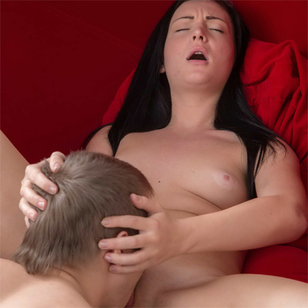Teen Alice Gives Him The Gift of Her Anal Cherry