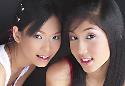 ae and yoko play asian lesbian games