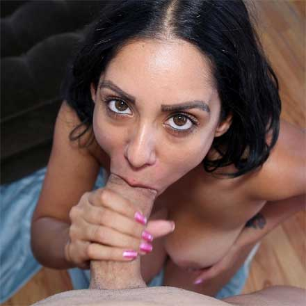 image Big ass latina bianca dagger banged from behi