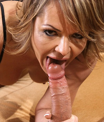 kelly leigh sucks her sons friend cock and fucks him too