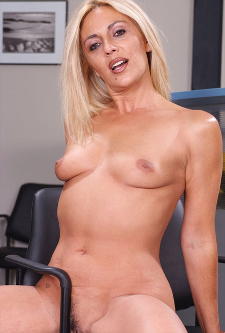 hot looking milf is ready to get fucked by a young stuf