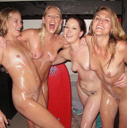 black girls amateur orgy