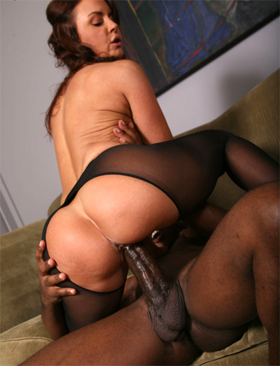 White house wife black cock