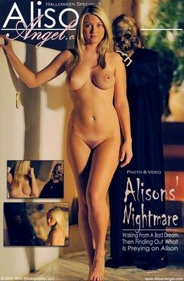 Alison Angel Alisons Nightmare