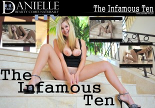 Danielle FTV The Infamous Ten