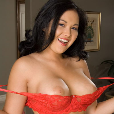 Dee has nice big tits