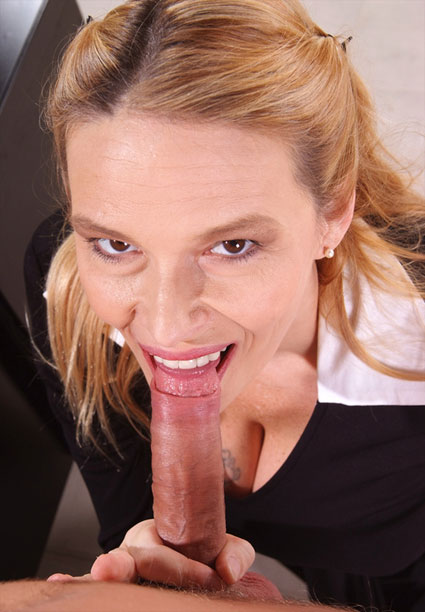 teacher lynn lemay gives a student a lesson in fucking