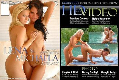 FTV Girls Lena And Michaela